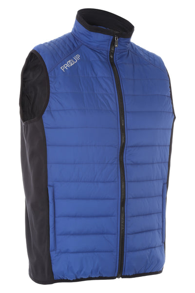 Men's Therma Tour Vest-All Sales Final. Can't be combined with other discounts. Does not apply to prior purchases. - ProQuip Golf USA - Golf Apparel, Men's Therma Tour Vest-All Sales Final. Can't be combined with other discounts. Does not apply to prior purchases. - Rain& Wind Gear