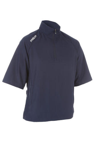 Men's Ultralite Half-Sleeve Wind Shirt - ProQuip Golf USA - Golf Apparel, Men's Ultralite Half-Sleeve Wind Shirt - Rain& Wind Gear