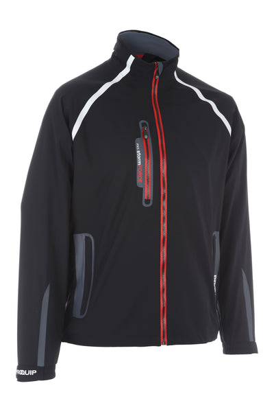 Men's PX5 StormFORCE Rain Jacket - ProQuip Golf USA - Golf Apparel, Men's PX5 StormFORCE Rain Jacket - Rain& Wind Gear