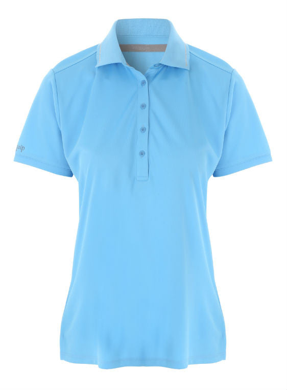 Women's Heather Polo Shirt - ProQuip Golf USA - Golf Apparel, Women's Heather Polo Shirt - Rain& Wind Gear