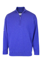 Half-Zip Lambswool Lined Sweater- Close Out- Limited Sizes and Colors - ProQuip Golf USA - Golf Apparel, Half-Zip Lambswool Lined Sweater- Close Out- Limited Sizes and Colors - Rain& Wind Gear