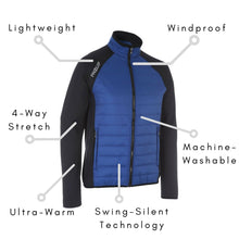 Men's Therma Tour Jacket - ProQuip Golf USA - Golf Apparel, Men's Therma Tour Jacket - Rain& Wind Gear