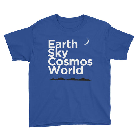 EarthSky Youth Tee