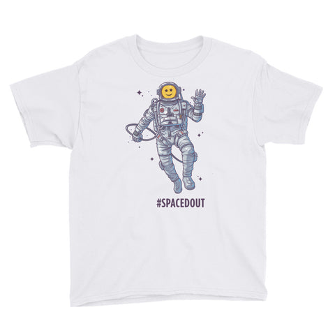 #SPACEDOUT Youth Tee