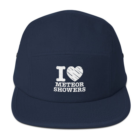 Meteor Shower 5 Panel Cap