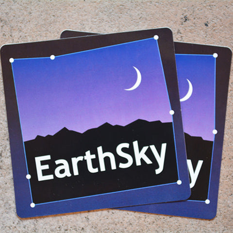 EarthSky Stickers