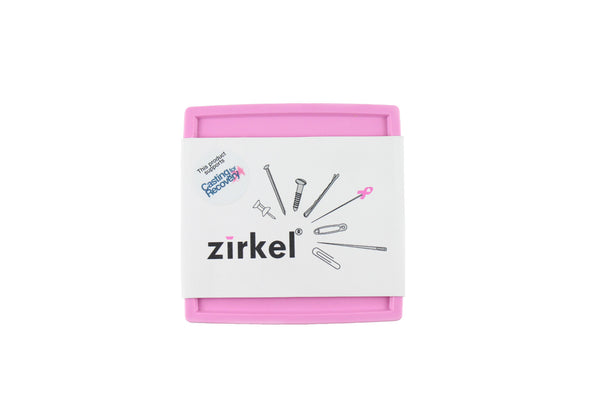 Pink Breast Cancer Awareness Zirkel® Magnetic Organizer