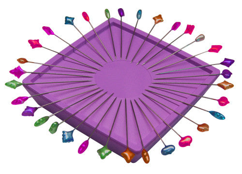Purple Zirkel® Magnetic Organizer