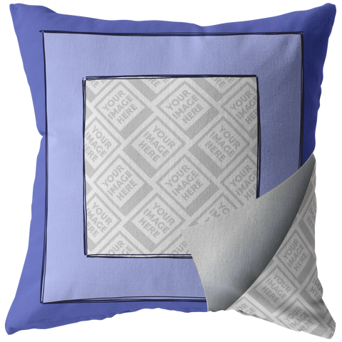 Personalized Pillow and Pillow Insert