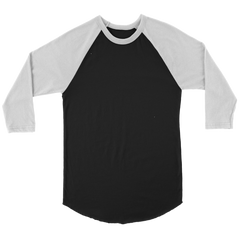 Canvas Unisex 3/4 Raglan