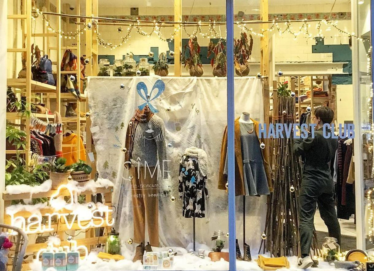 Shop This Window @ Harvest Club Leuven