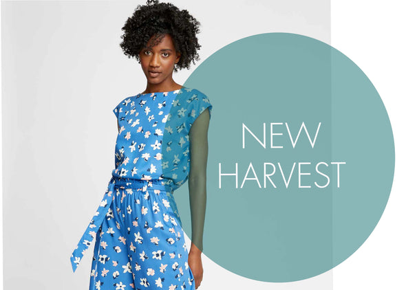New Spring & Summer items at HARVEST CLUB