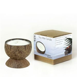 BsaB • Coconut Candle