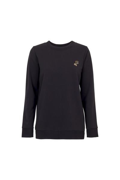 BY SIGNE Limited Sweater • Black