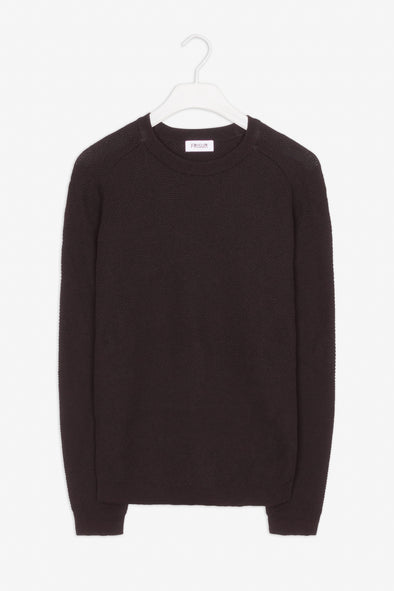 FRISUR Thomas Jumper • Grid Coffee