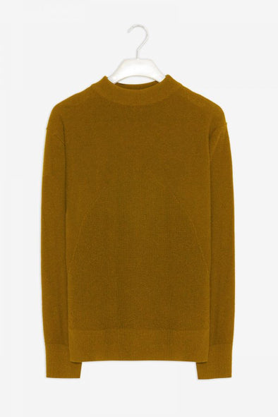 FRISUR Jeppe Jumper • Lambswool Honey