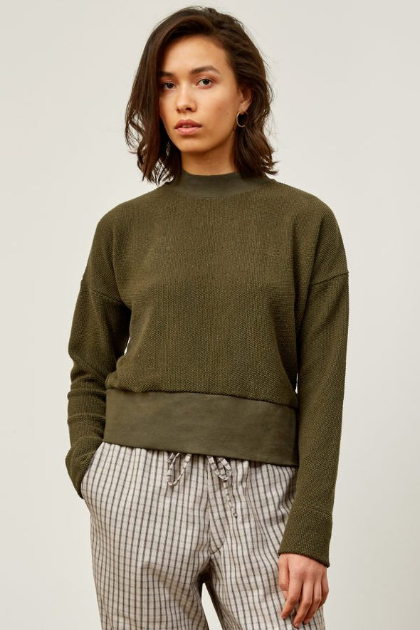 FRISUR Elin Jumper • Knotted Rosemary