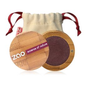 ZAO Bamboo Pearly eyeshadow 118 • plum