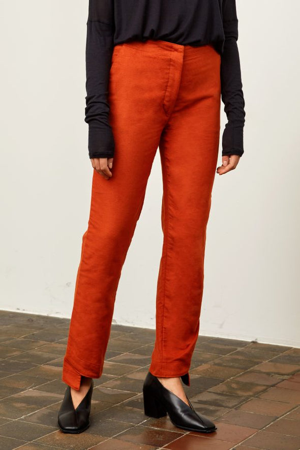 FRISUR Fatima Trousers • Brushed Lobster