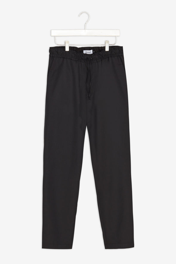 FRISUR Tekla Trousers • Wool Black