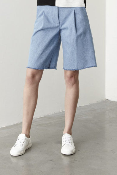 FRISUR Carla shorts • Heavy Blue