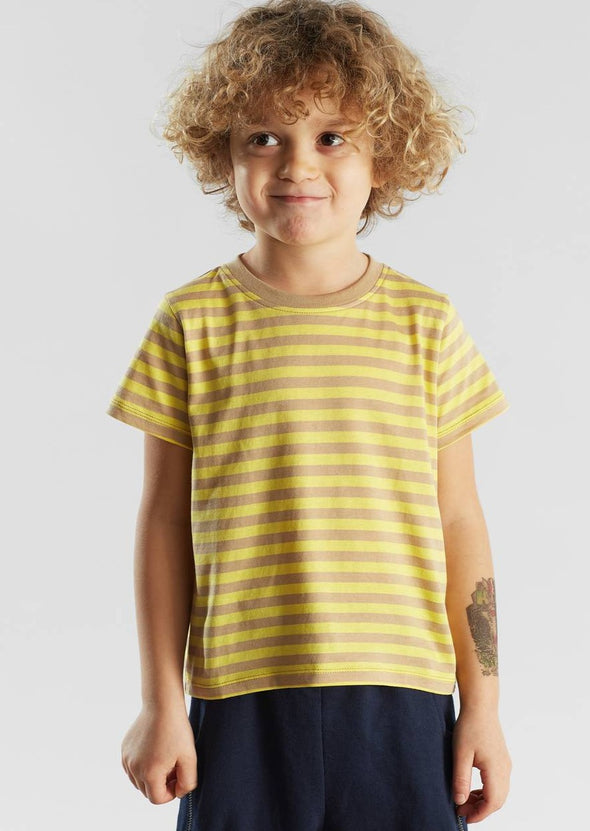 Harvestclub-Harvest-club-leuven-dedicated-hamra-t-shirt-yellow-stripes