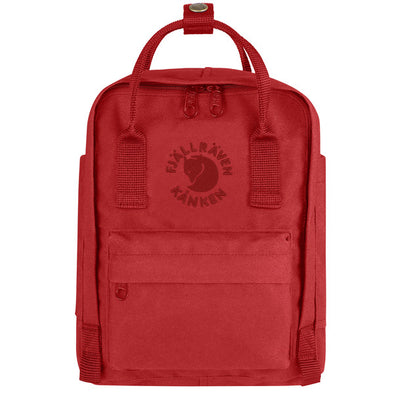 Fjällräven Re-Kånken • Red