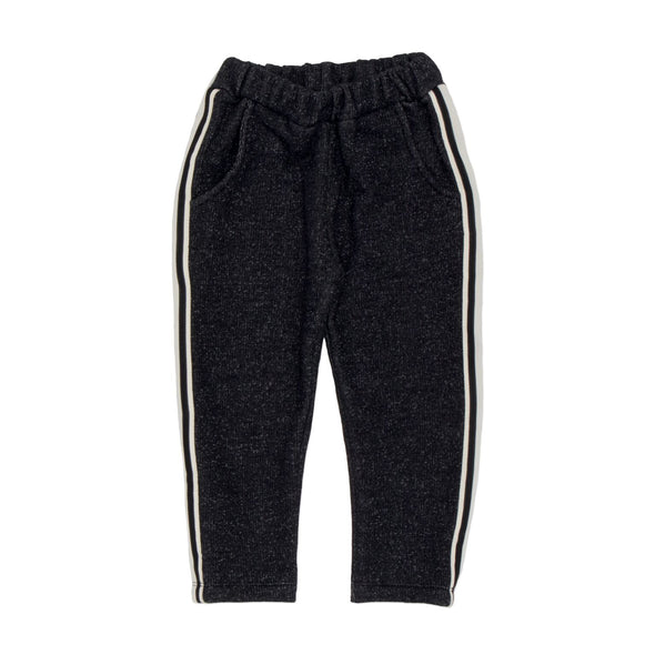 NOE & ZOE Fleece Pants • Anthrazit