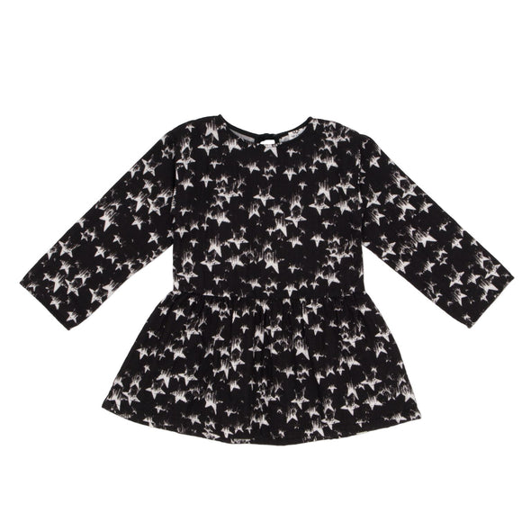 NOE & ZOE Winter Dress • Star Shower