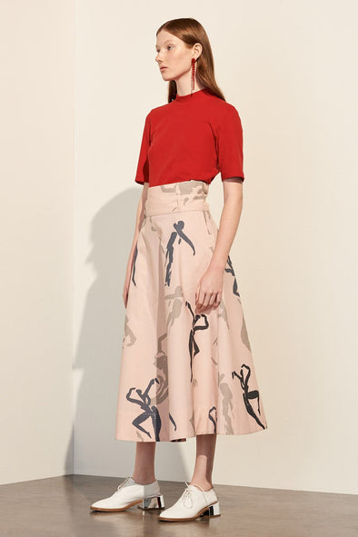 KOWTOW Audition Skirt Dancer