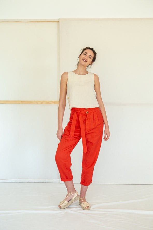 harvestclub-harvest-club-leuven-suite-13-elke-pants-poppy-red