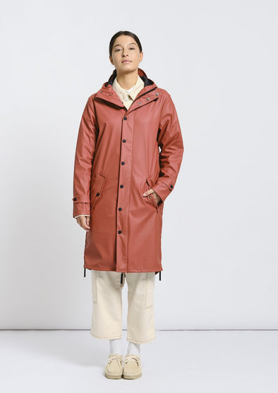harvestclub-harvest-club-leuven-maium-raincoat-brown-red