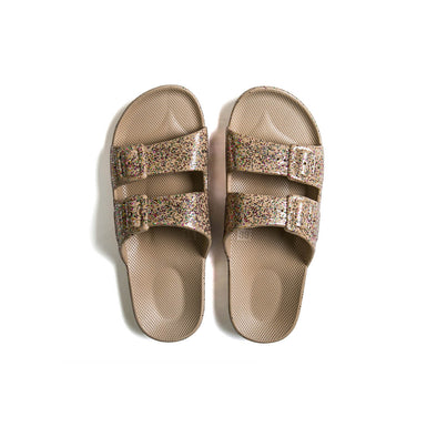 FREEDOM MOSES Sandal women • Celeste Sands