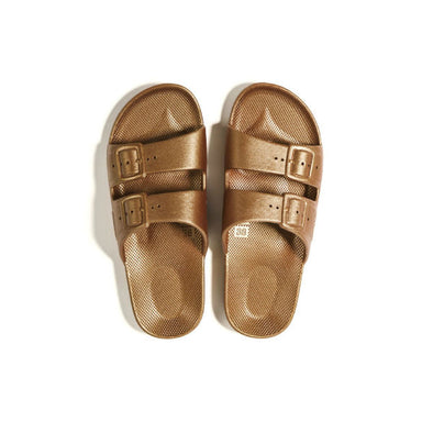 FREEDOM MOSES Sandal women • Copper