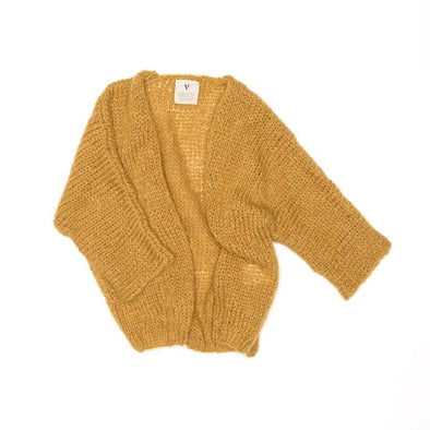 MADE BY VEST Vest Colette • Golden Ocre