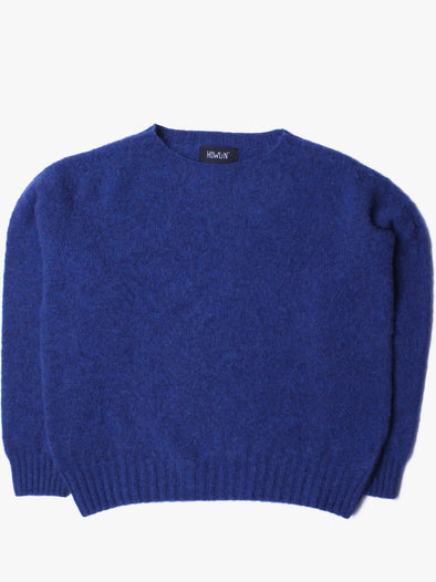 Harvestclub-Harvest-Club-Leuven-howlin-forevernevermore-sweater-cobalt-dream