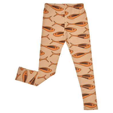 CARLIJNQ Gold Fish Legging •
