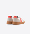 VEJA V-10 • B-Mesh White Orange Fluo Natural