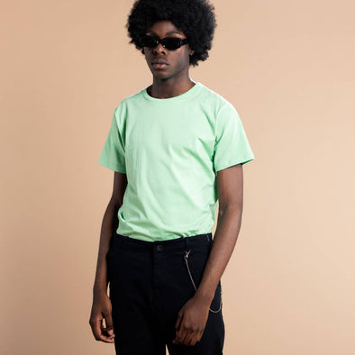 DEDICATED Stockholm T-Shirt • Base Mint