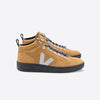 VEJA Roraima • Suede Tent Oxford Grey Black Sole