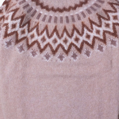 Harvestclub-Harvest-Club-Leuven-howlin-disco-circus-sweater-biscuit