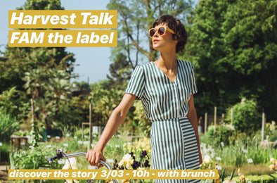 Harvest Talk: FAM The Label by Vanessa • 03/03/2019