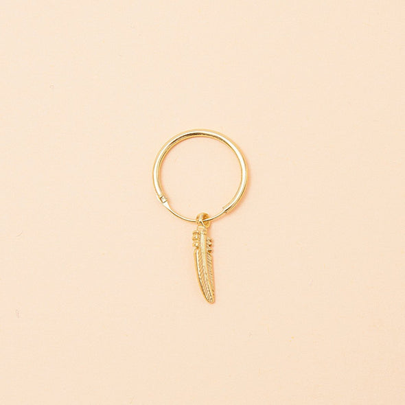 harvestclub-harvest-club-leuven-indi-me-earring-plume-gold