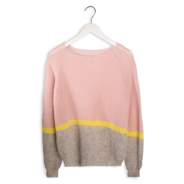 TRICOT POP Jana • Light pink