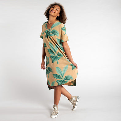 harvestclub-harvest-club-leuven-dedicated-lysekil-kaftan-khaki-leaves