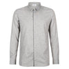 RHUMAA Jansen Shirt • Speckled Grey