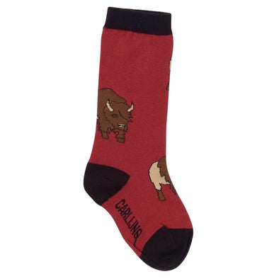CARLIJNQ Bison Knee Socks •