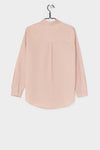 Kowtow Loft Shirt • Rose