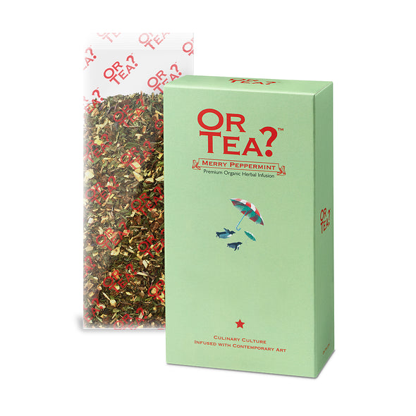 OR TEA  Merry Peppermint • Refill
