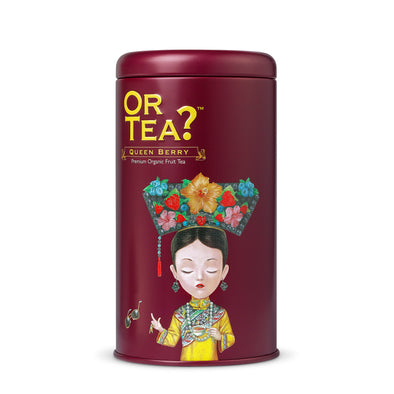 Or Tea Queen Berry • Tin Canister